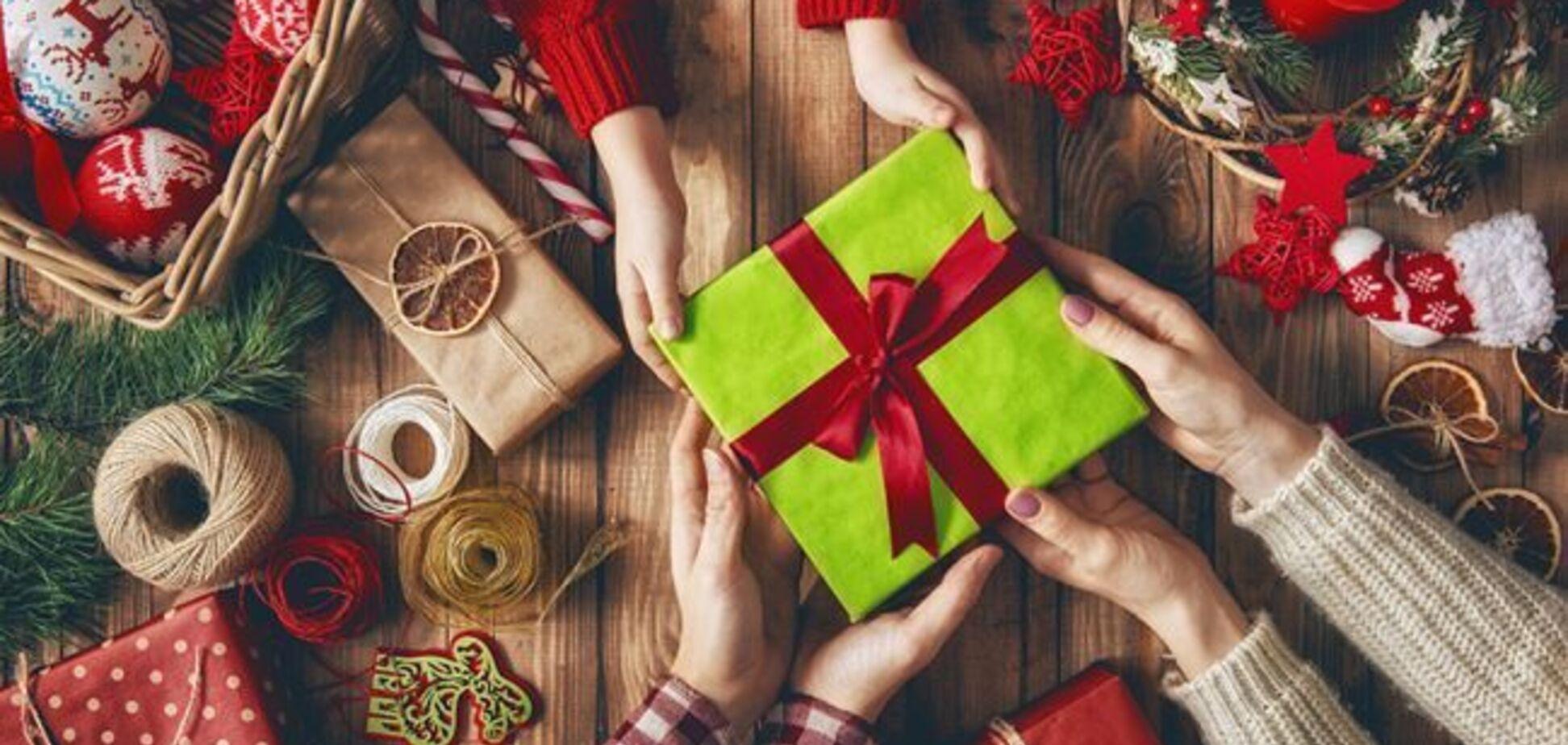 ТОП яскравих і незвичайних подарунків в Дніпрі на Новий рік