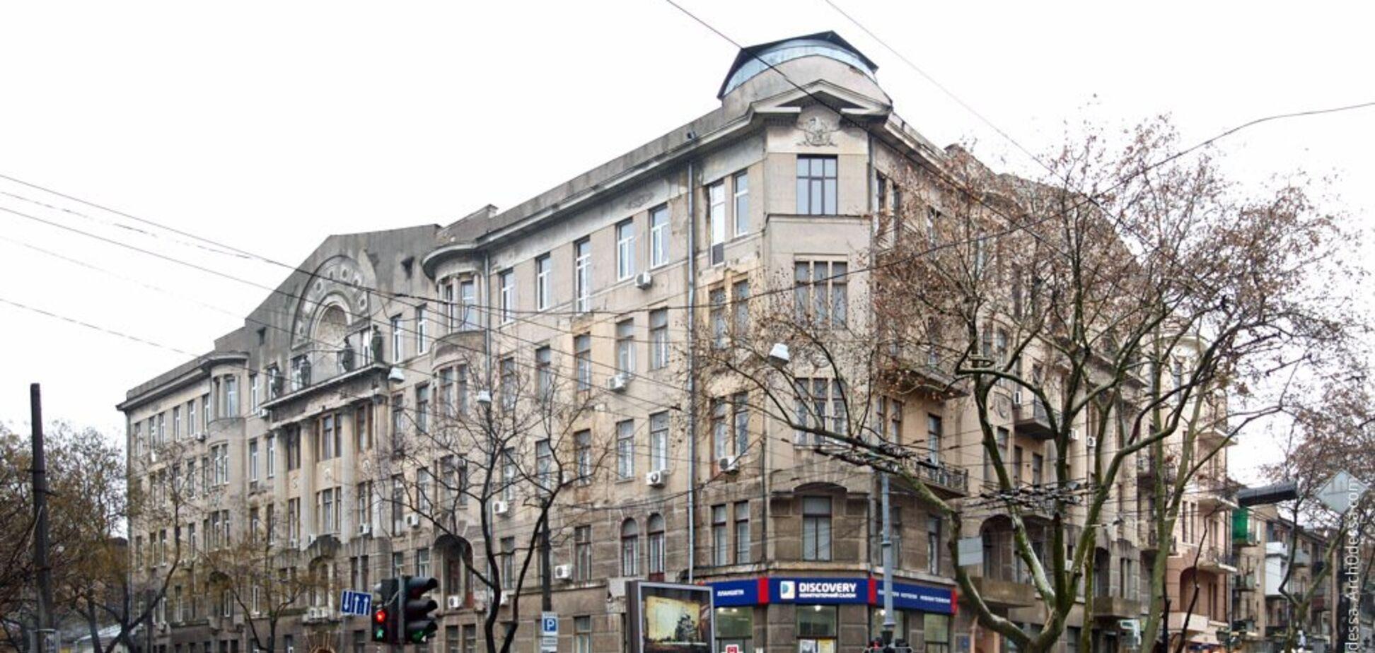 Пожежа в Одесі: будівля виявилася пам'ятником архітектури