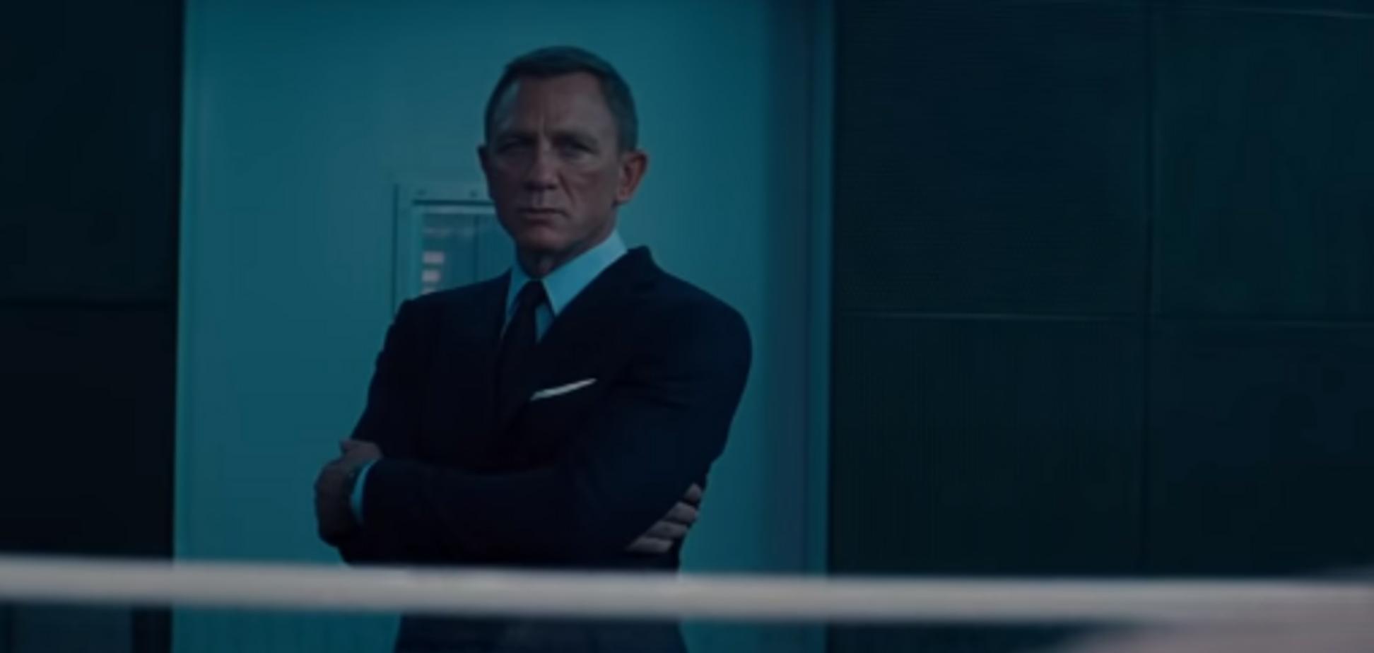 Трюки й кулемети з фар: вийшов захопливий трейлер нового фільму про Бонда