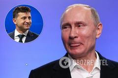 Зеркаль назвала главную цель Путина на встрече с Зеленским