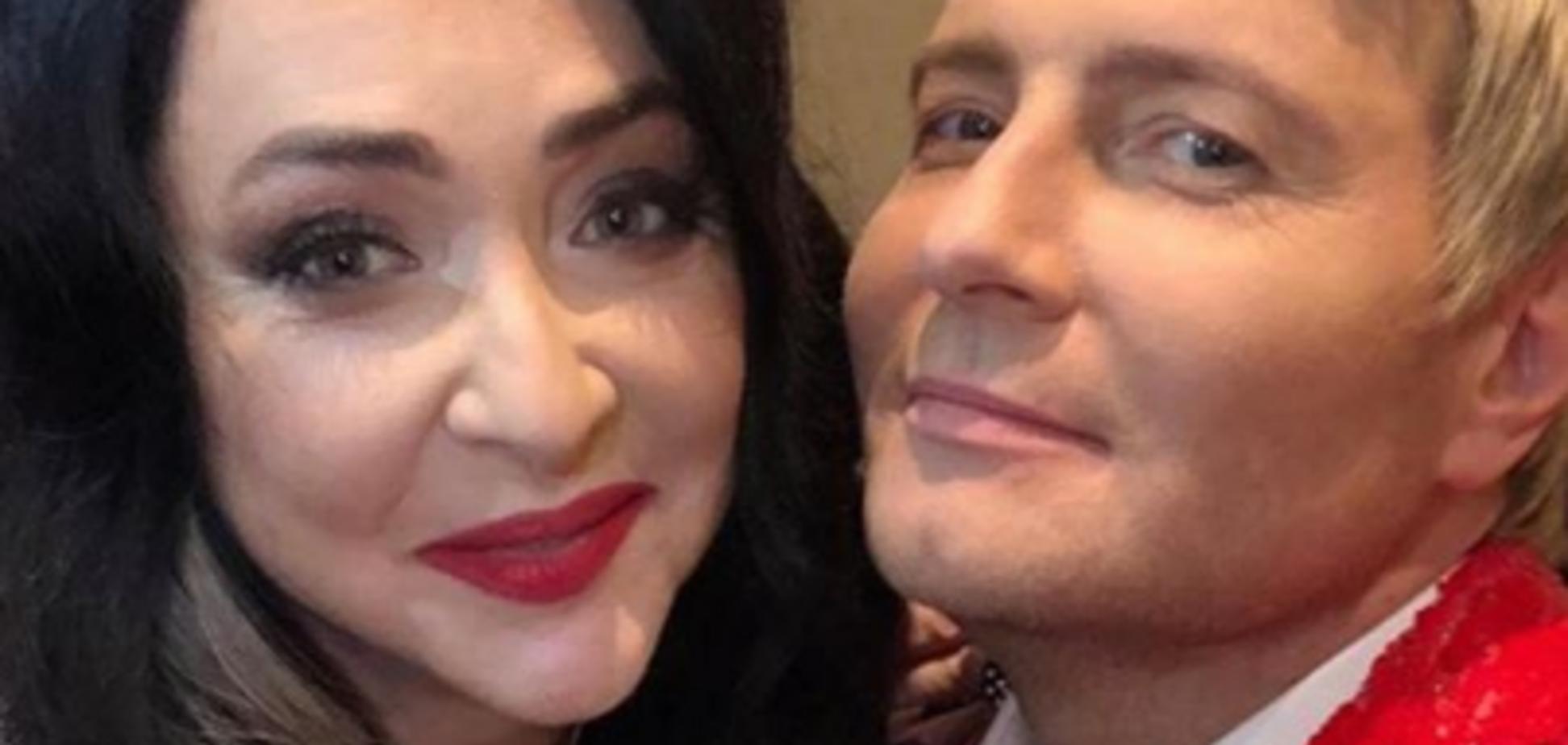 'Мы давно женаты': Лолита шокировала поцелуем с Басковым