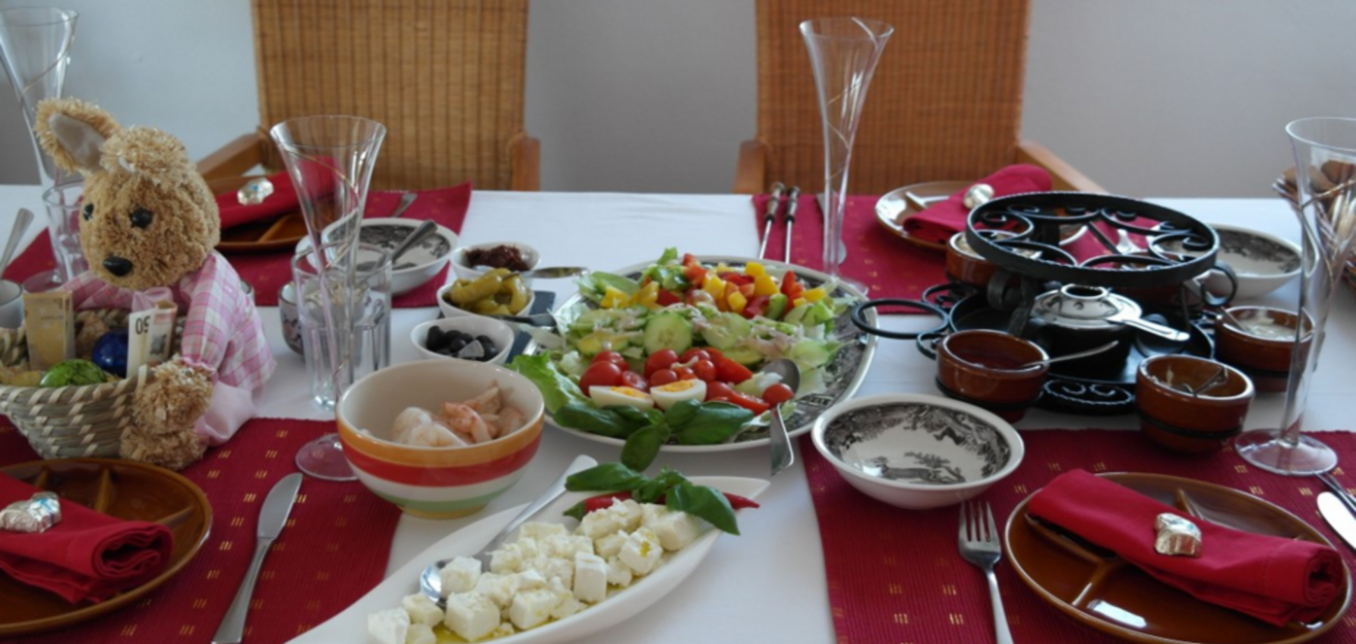 Рецепт очень вкусного салата на праздник