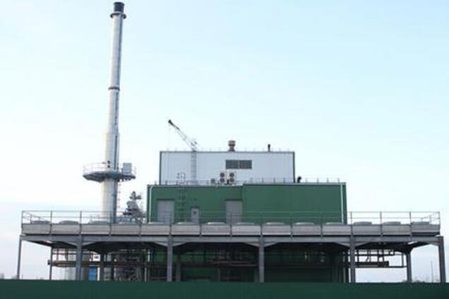 Под Киевом угольную станцию превратили в биотопливную