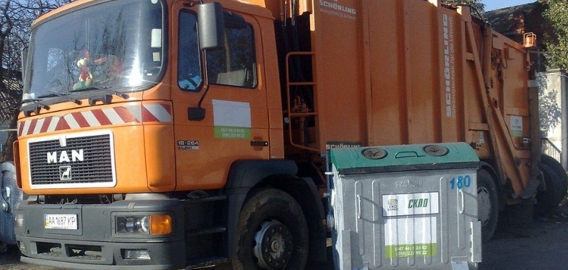 Чиновники у Черкасах заробляють мільйони на вивезенні сміття