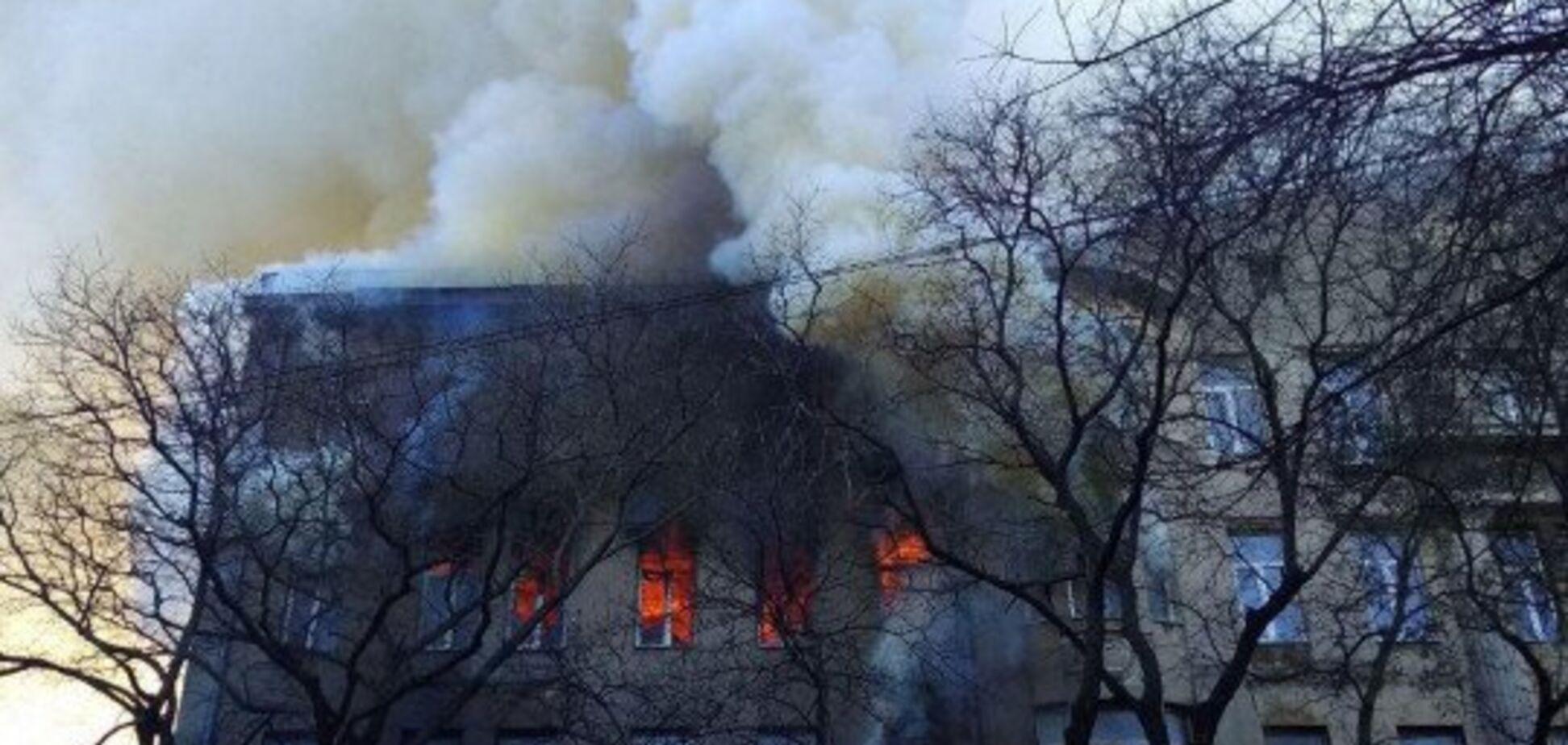 Рятувала дітей: другою жертвою страшної пожежі в Одесі виявилася викладачка. Фото