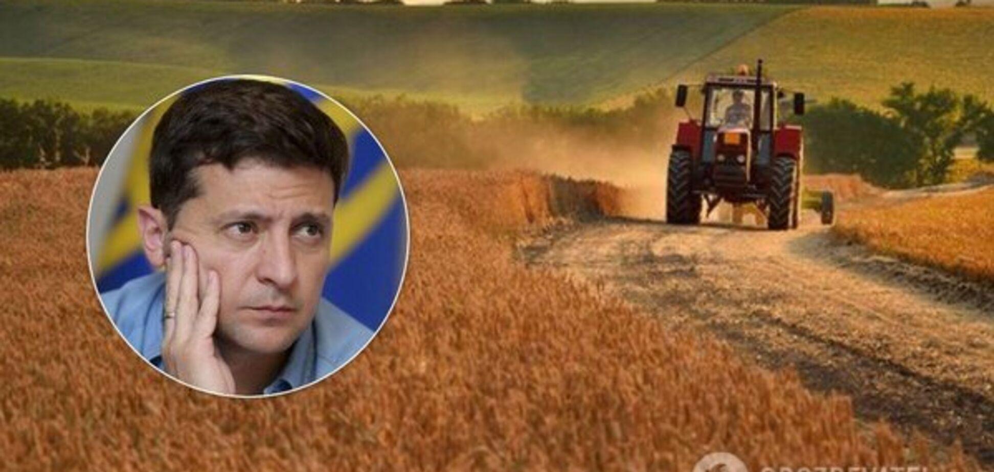 В Украине 80% землевладельцев могут потерять паи: как обманули нардепов
