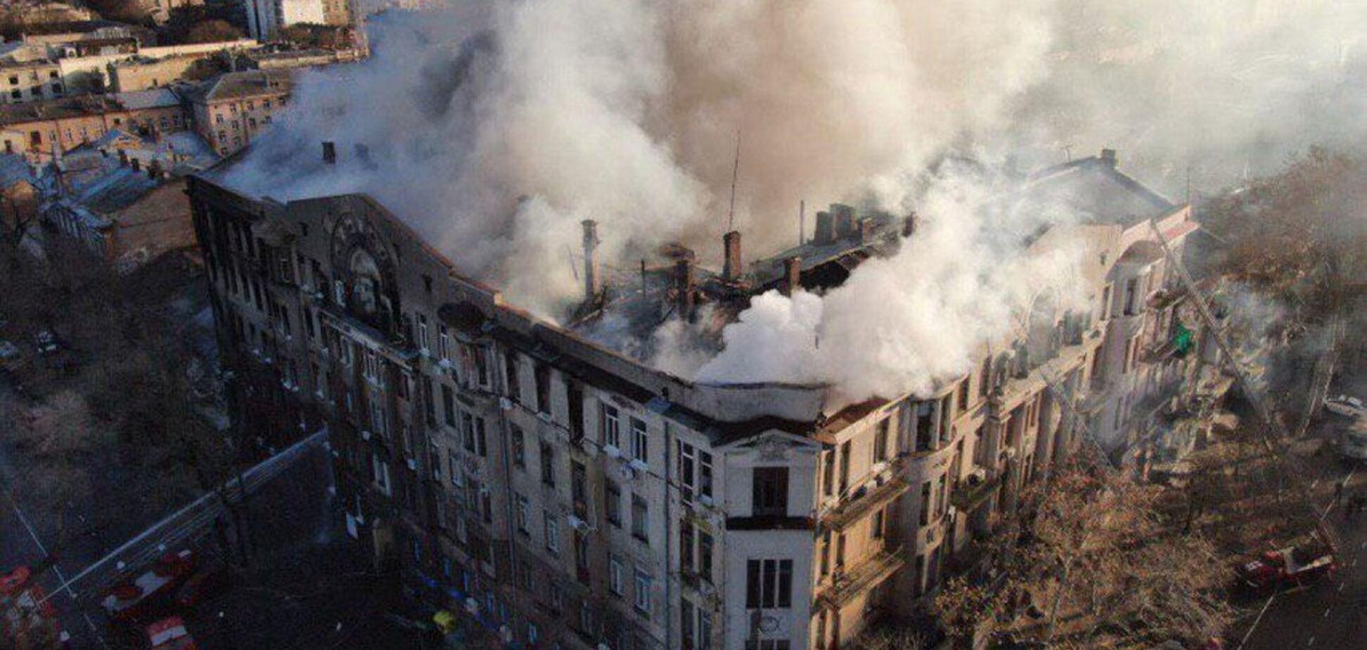 Страшный пожар в Одессе: что чувствовали жертвы ЧП