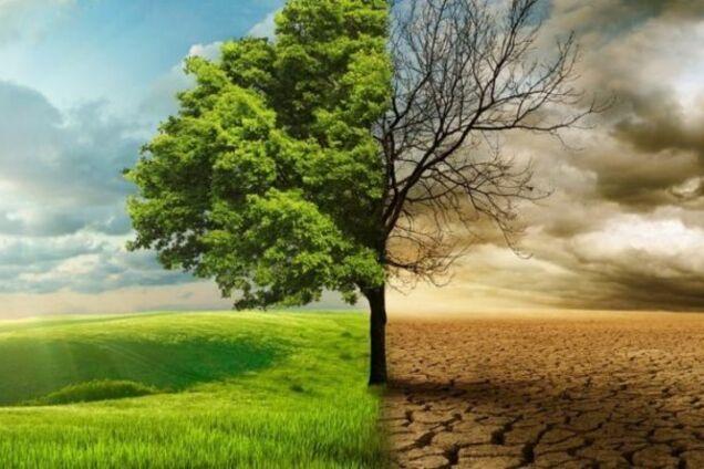 Глобальне потепління на Землі