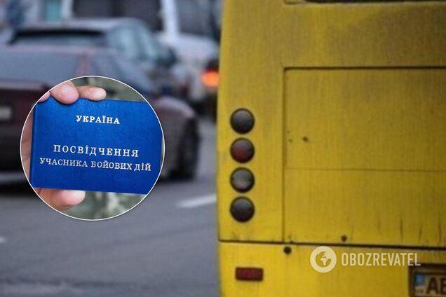 У Херсоні маршрутник принизив воїна АТО