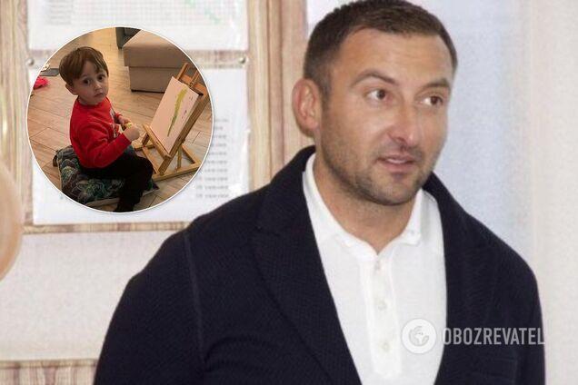 Соболев и его погибший сын