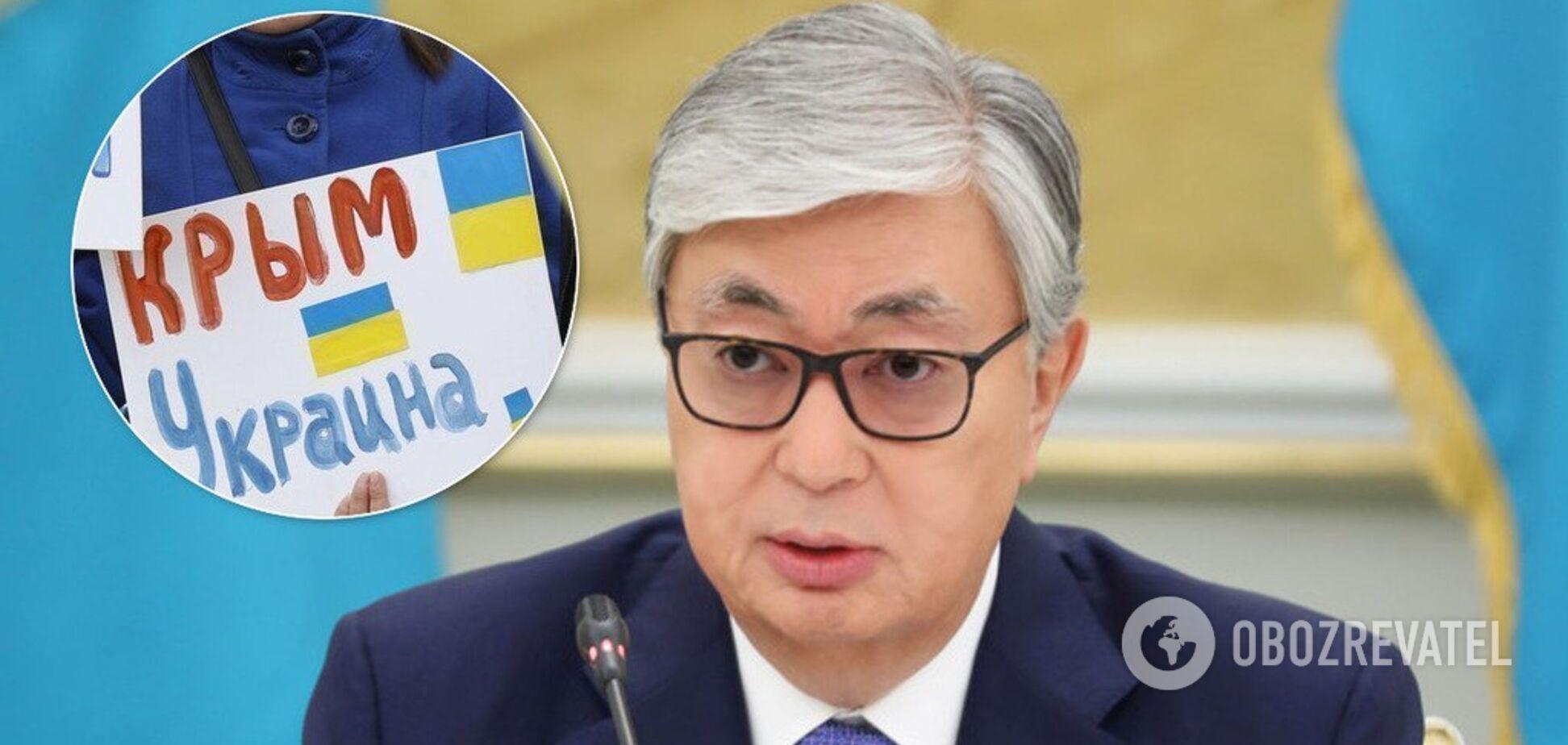 Казахстан попал в громкий скандал из-за 'российского' Крыма: появились подробности