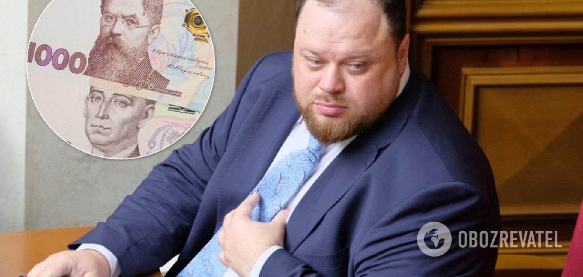 Стефанчук вліз у скандал із квартирою тещі: нардеп зважився на неприємний крок