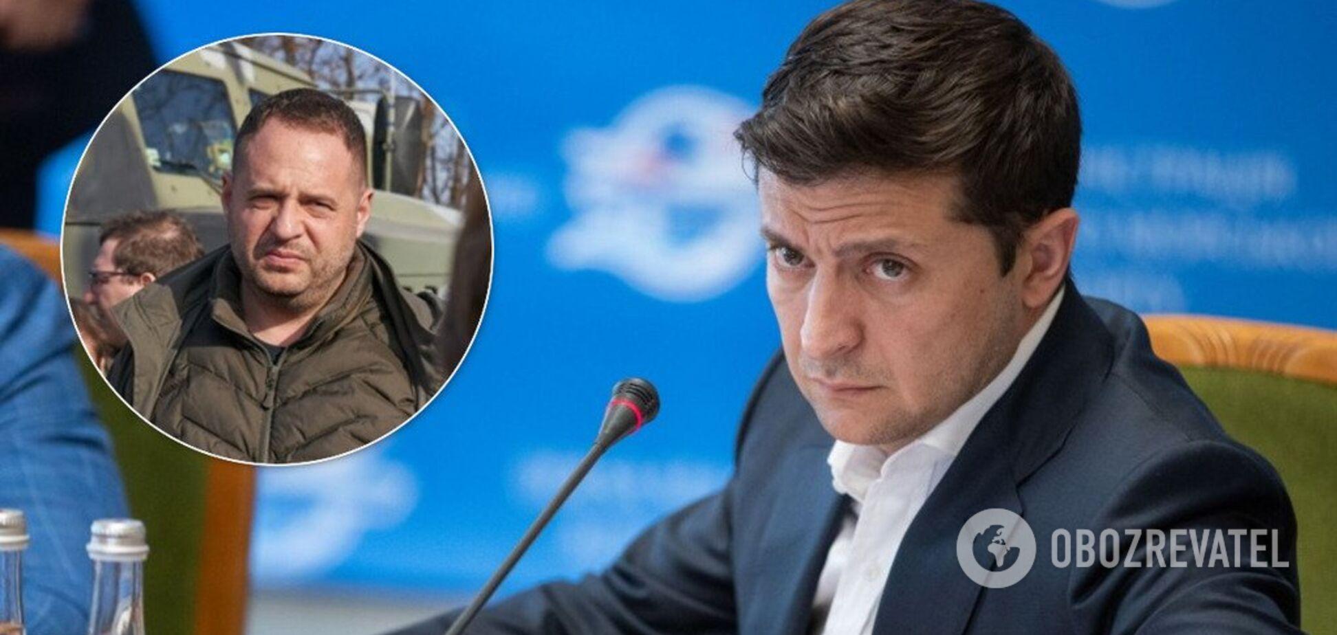 Зеленский задумал отгородиться от Донбасса стеной: что известно