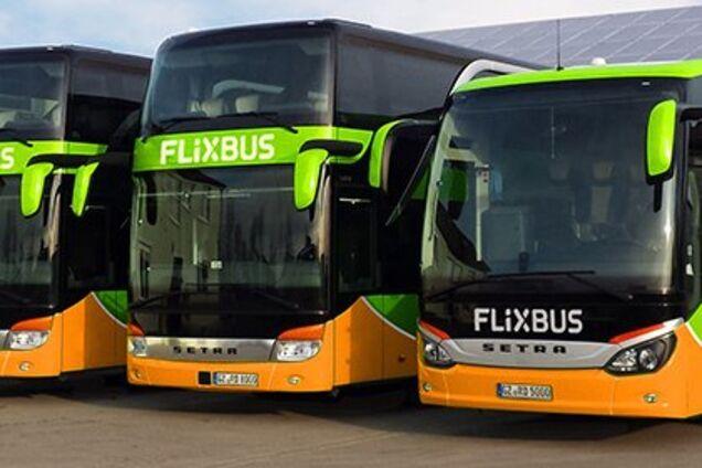 Flixbus запускає перший рейс з Одеси