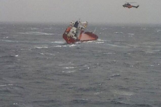 ЧП с украинскими моряками у берегов Греции: в МИД раскрыли подробности