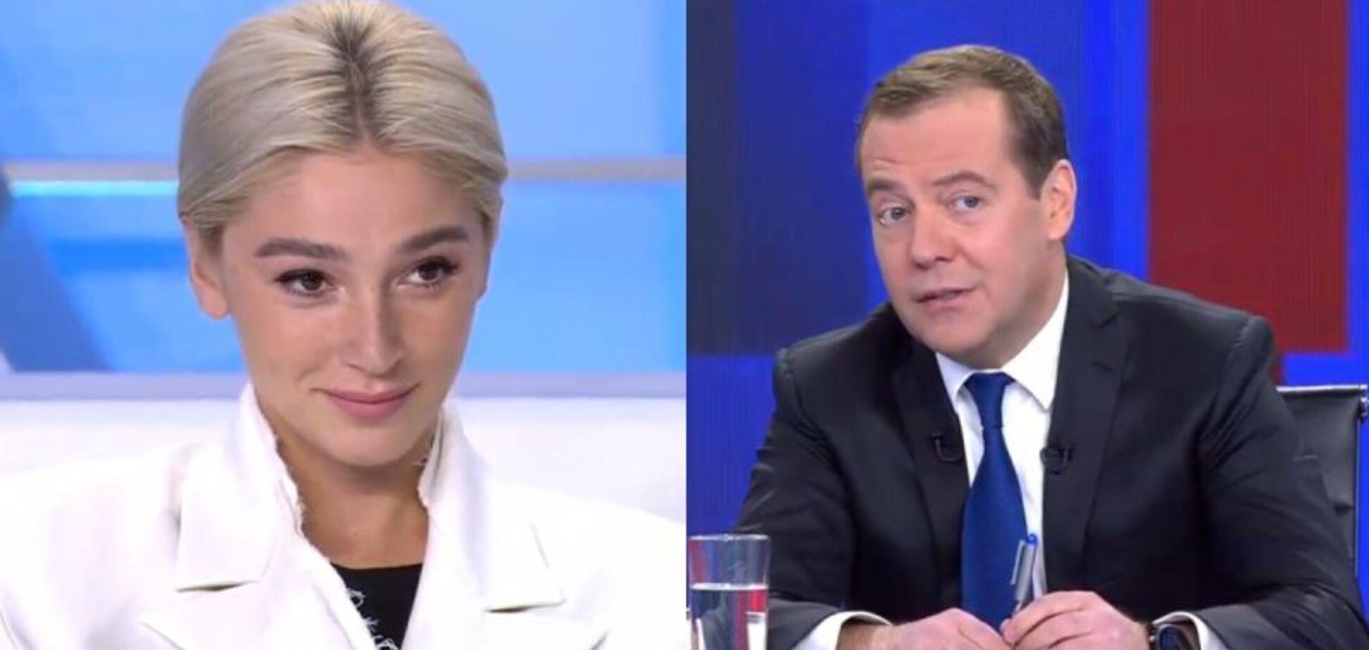 Ивлеева, Батрутдинов и другие: кого неожиданно пустили на пресс-конференцию Медведева
