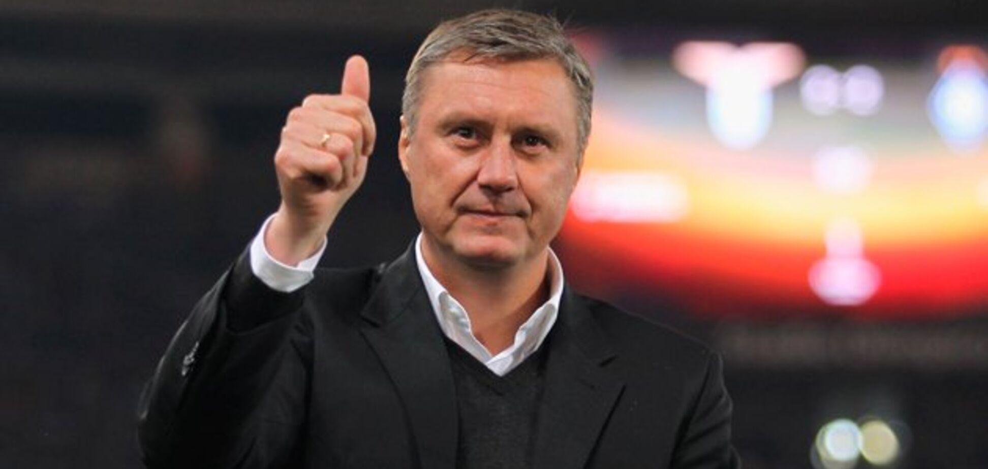 Хацкевич может возглавить клуб Милевского