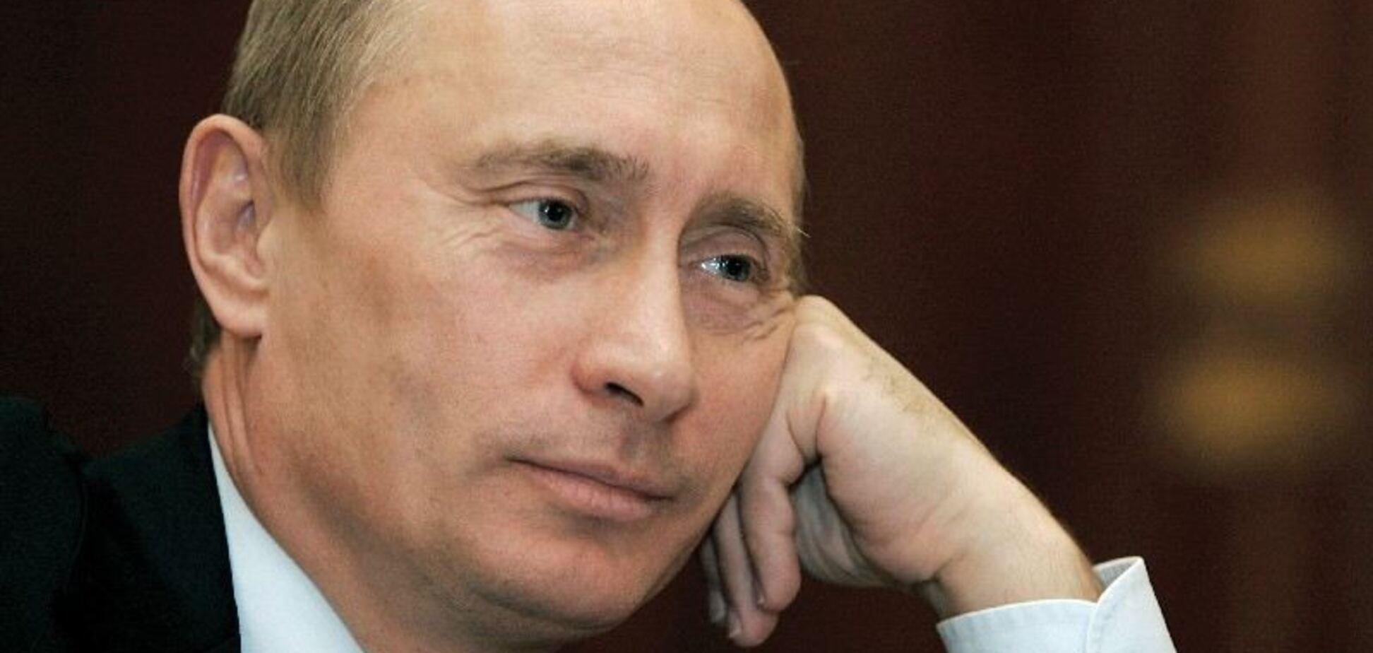 Путин нежно любит Украину