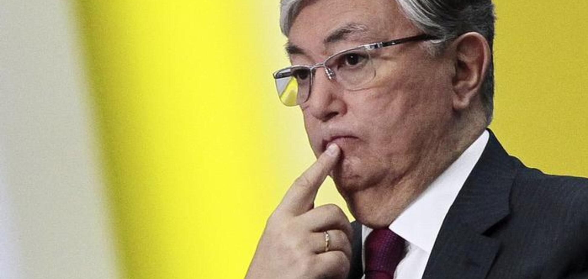 'Украинцы заслужили': президент Казахстана отличился лицемерным заявлением об Украине