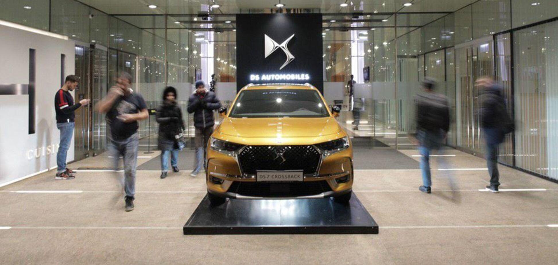 DS Automobiles виступив партнером національної премії 'Сіль'