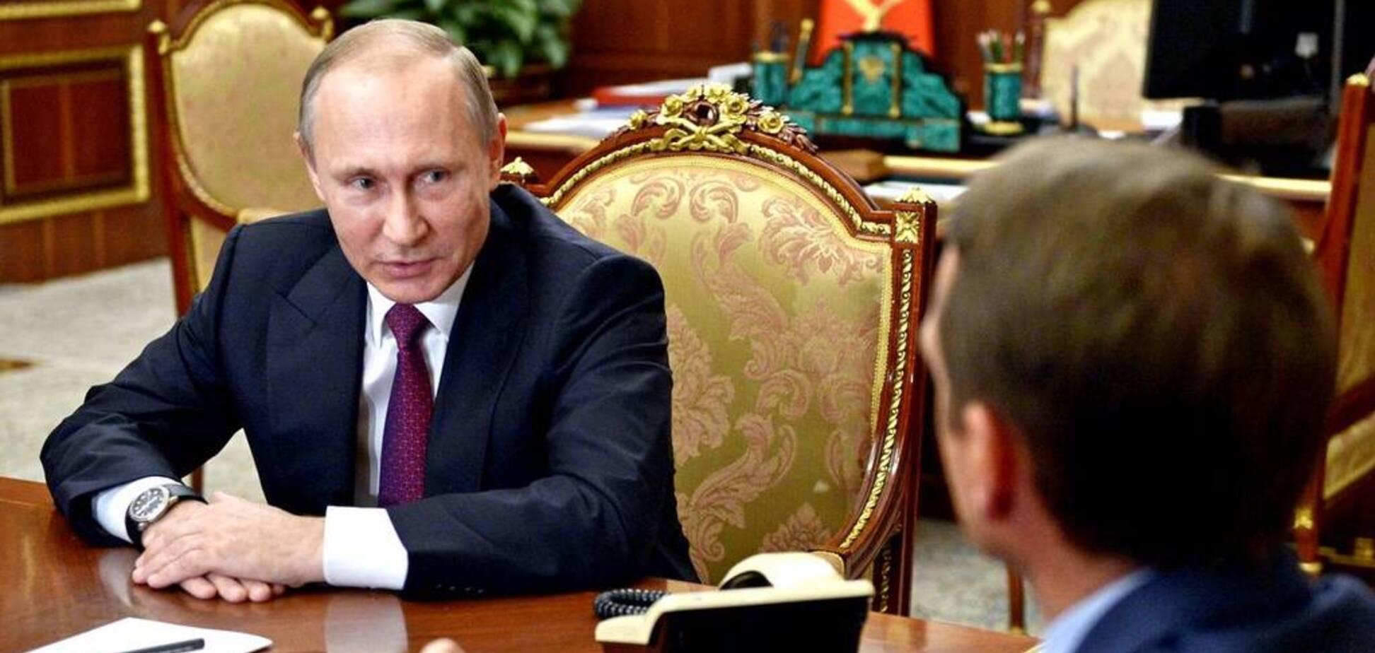 Путину готовят замену