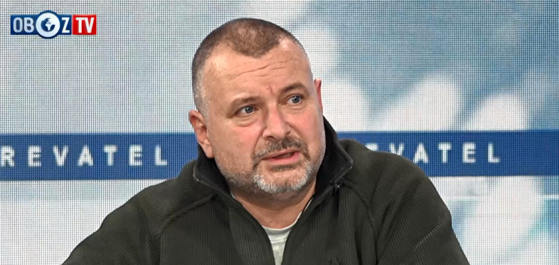'Договір з дияволом': ветеран АТО пояснив, що Путін готує Україні