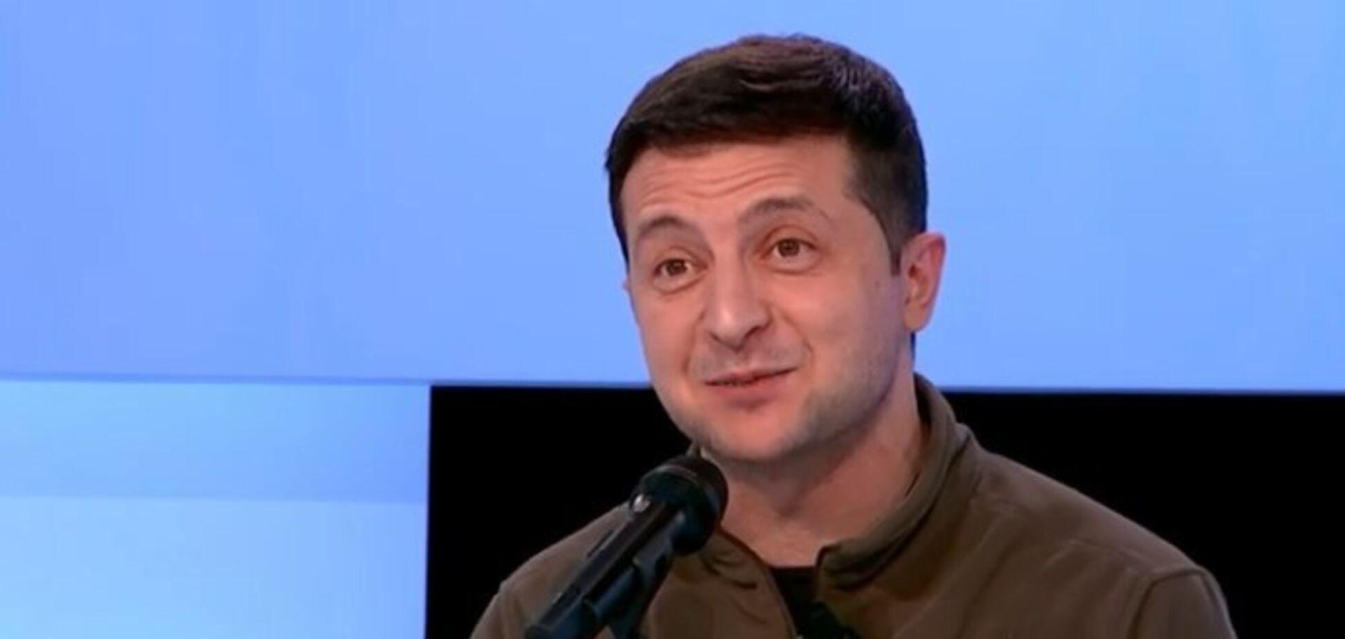 'Не хочу быть блюдом для боссов!' Зеленский сделал заявление о 'нормандском' саммите