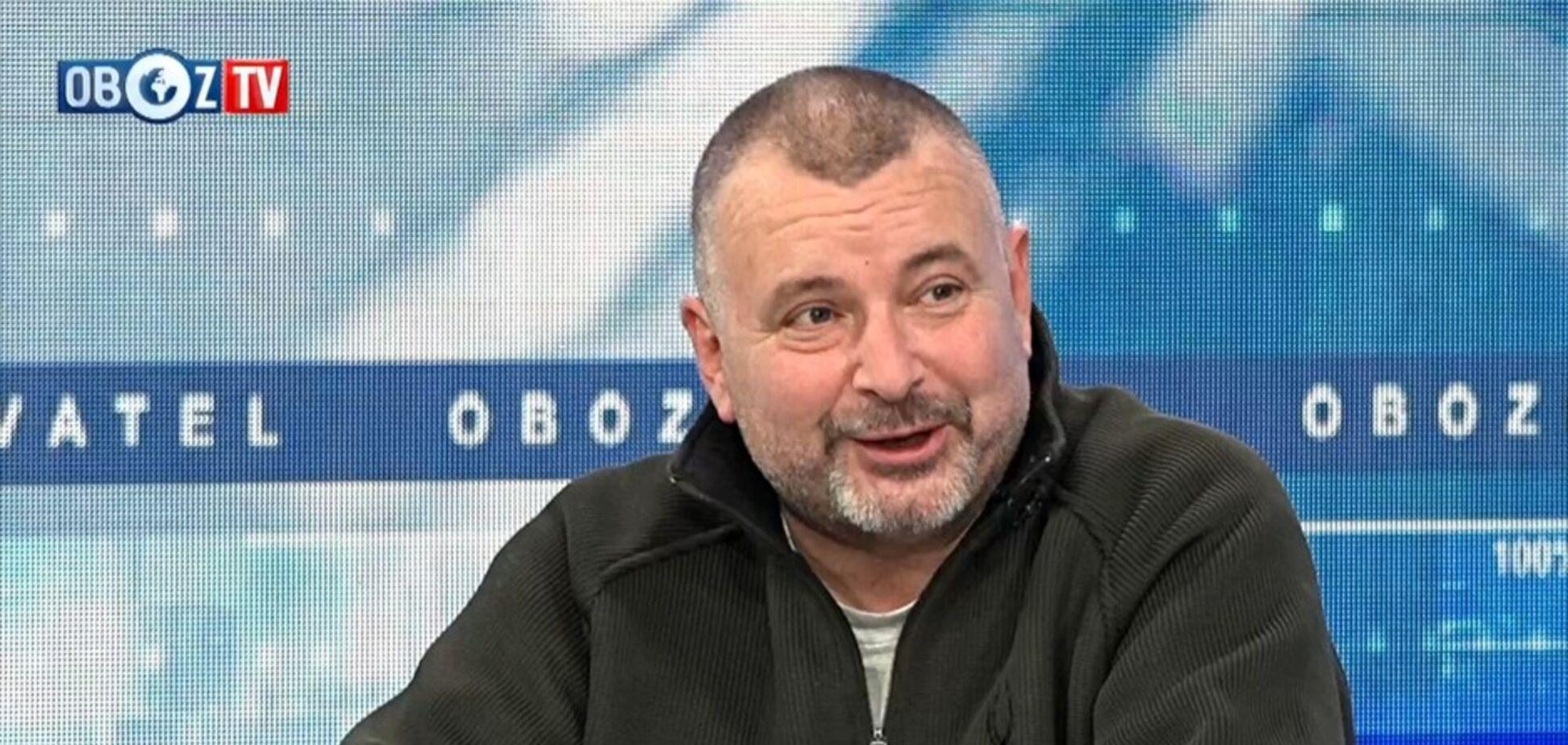 В армії високий рівень демотивації: ветеран АТО Гліб Бабич