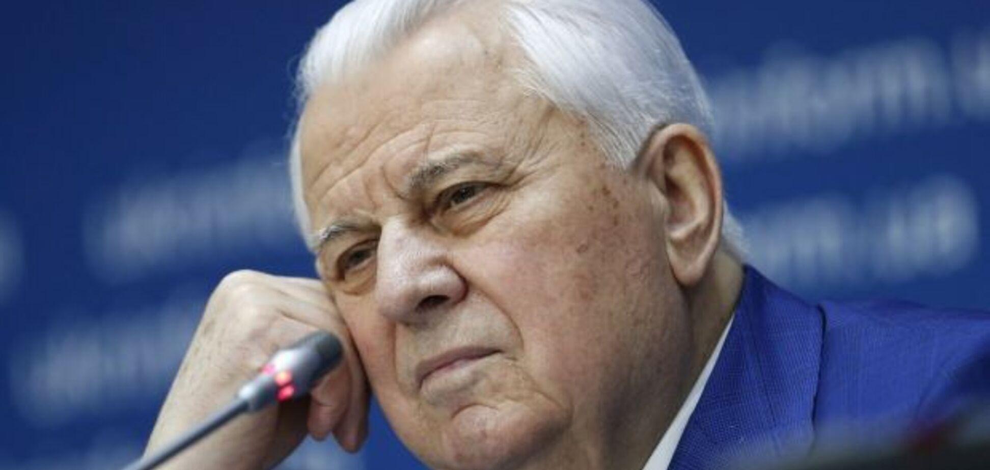 Кравчук обиделся из-зана Шустера из-за эфира с Зеленским