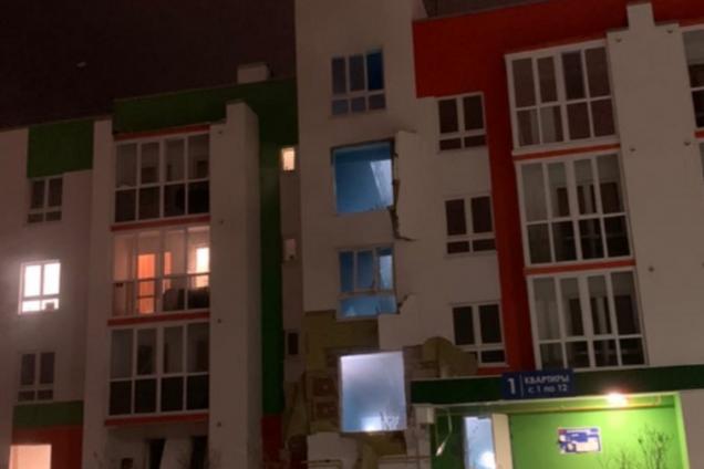 У Тюмені прогримів вибух в житловому будинку