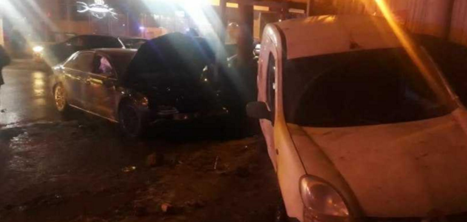 У Росії трапилася страшна ДТП з чотирма авто: постраждали 10 дітей. Відео