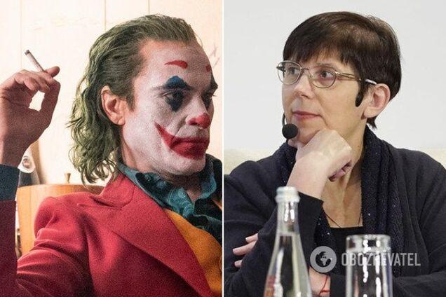 """В бенефисе """"Джокера"""" на канале Путина увидели угрозу"""