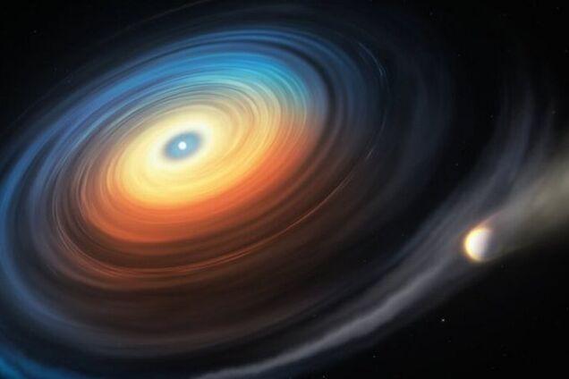 Ученые нашли гигантскую планету рядом с белым карликом