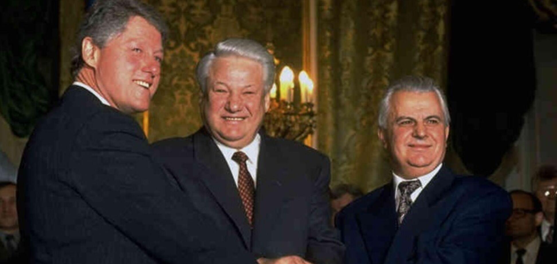 Україна добровільно позбулася ядерної зброї, а її обманули