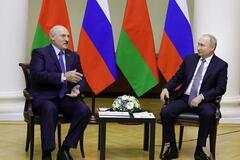 'Многое уже сделано': Лукашенко на встрече с Путиным сделал громкое заявление об интеграции