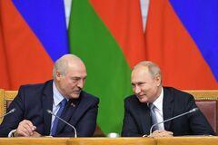 Путін і Лукашенко мовчки пішли після 5-годинних переговорів