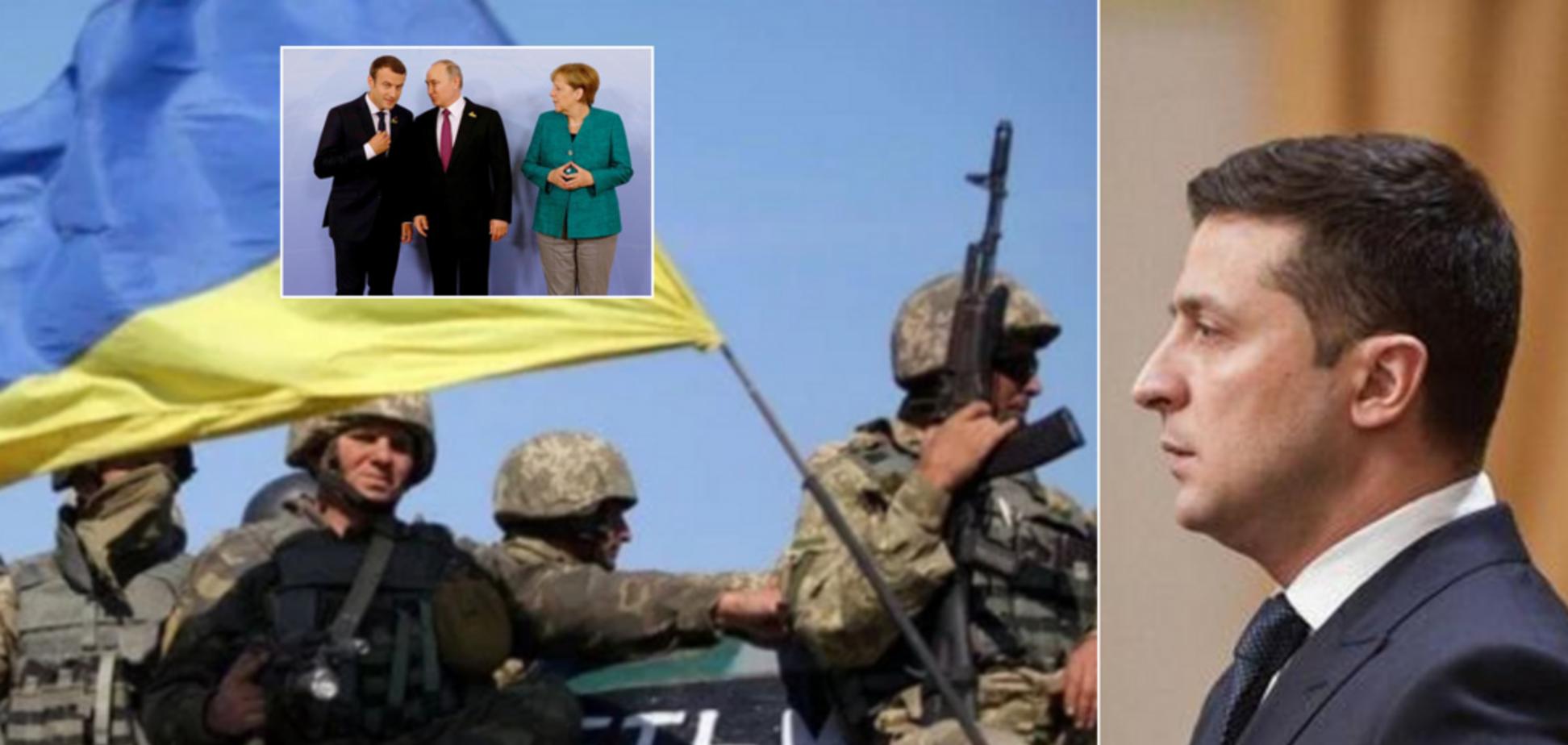 СНБО на секретном заседании утвердил главный сценарий для Донбасса