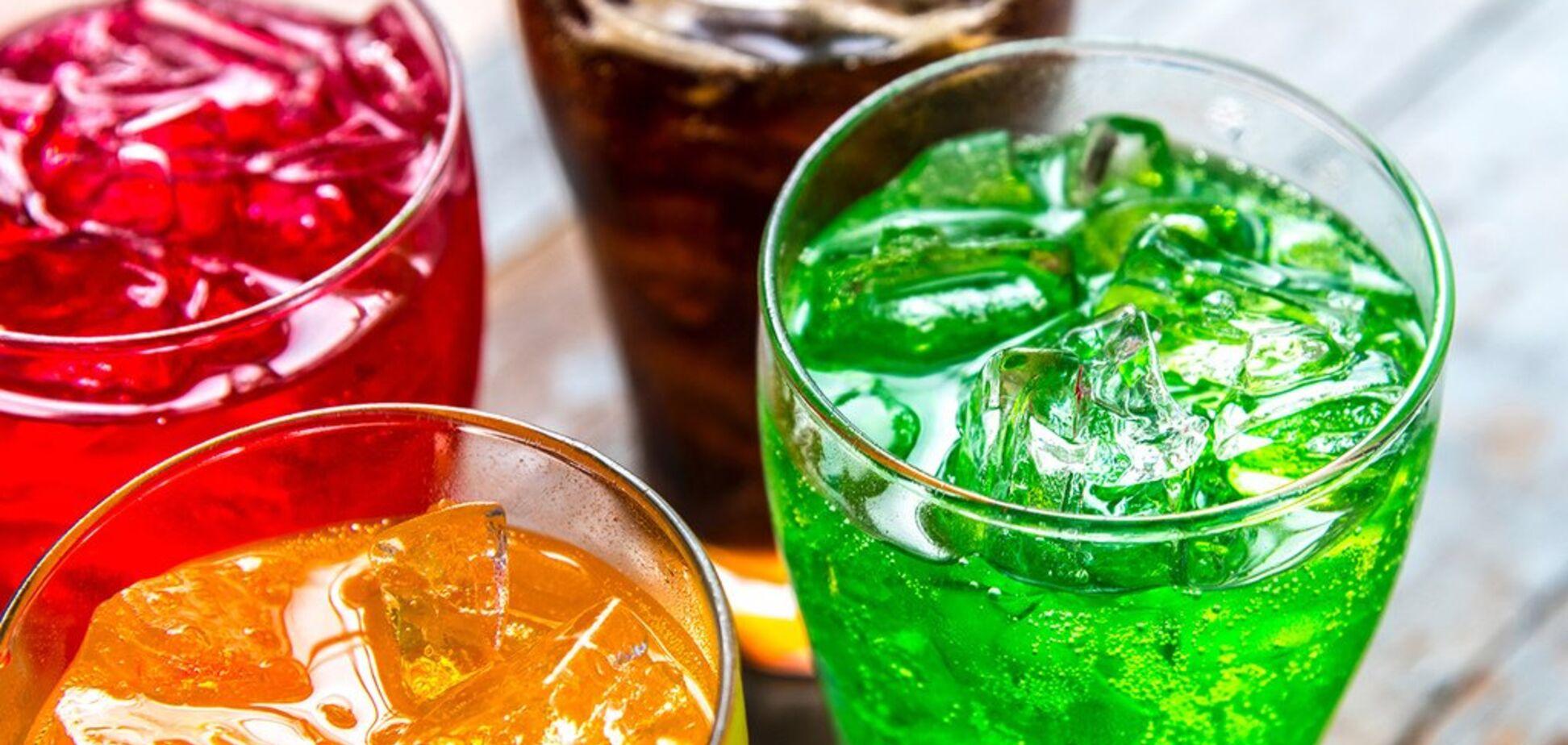 Популярні газовані напої виявилися смертельно небезпечними