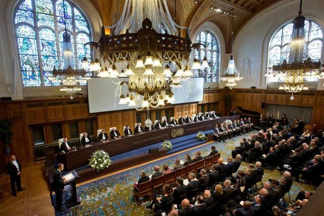 Суд ООН показав звіт щодо Криму і Донбасу