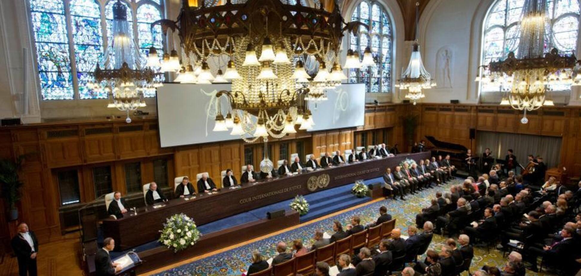 Суд ООН показав звіт щодо Криму й Донбасу