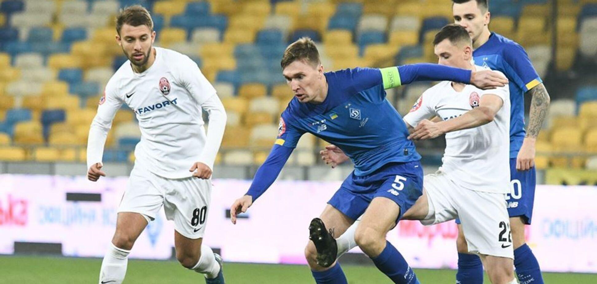 'Динамо' в меншості сенсаційно програло в центральному матчі туру в УПЛ