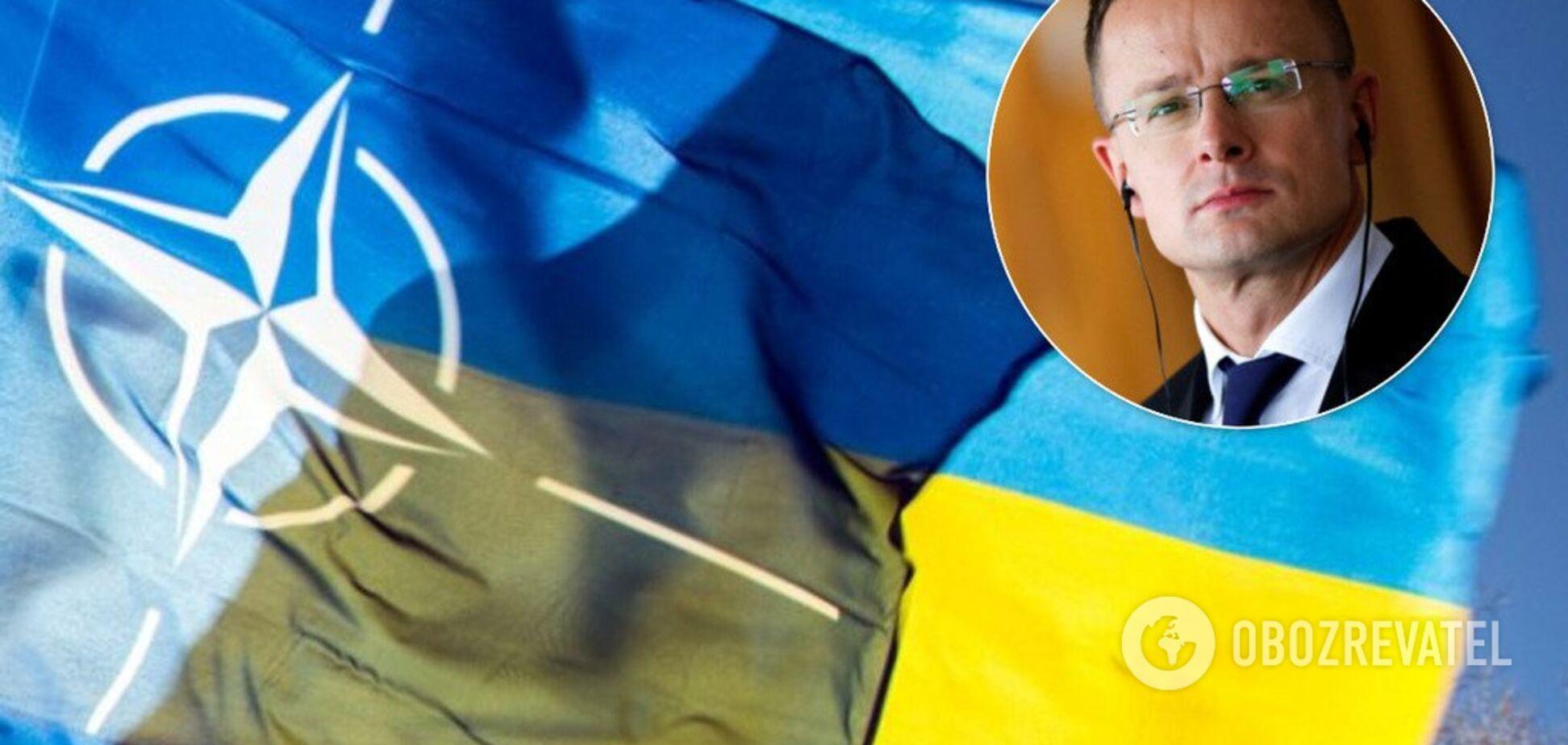 Україні можуть розблокувати вступ до НАТО: Угорщина назвала умову