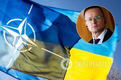 Украине могут разблокировать вступление в НАТО: Венгрия назвала условие