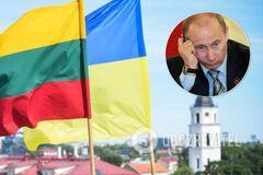 В Литве осадили Путина перед саммитом в Париже