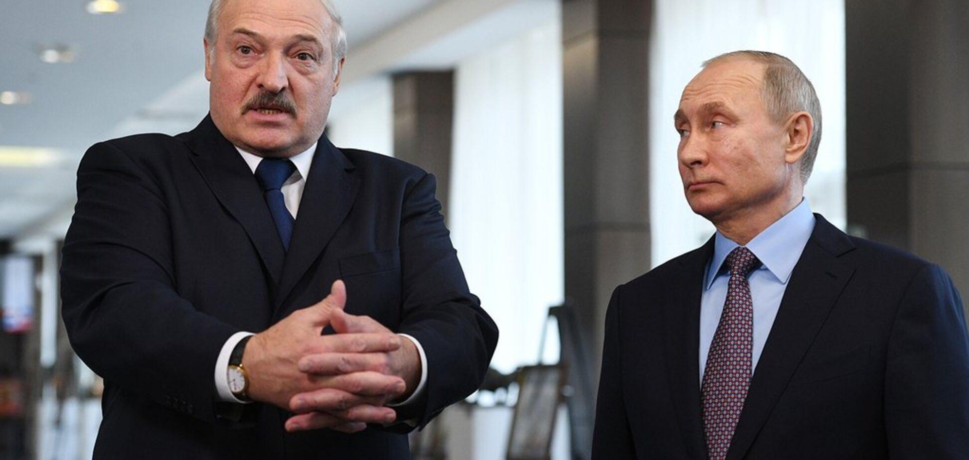 Лукашенко пригрозил России войной c НАТО из-за посягательства на Беларусь