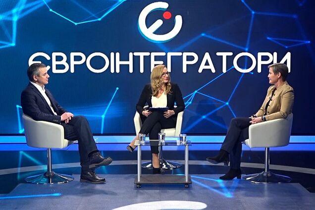 """""""Евроинтеграторы"""" с Татьяной Поповой"""