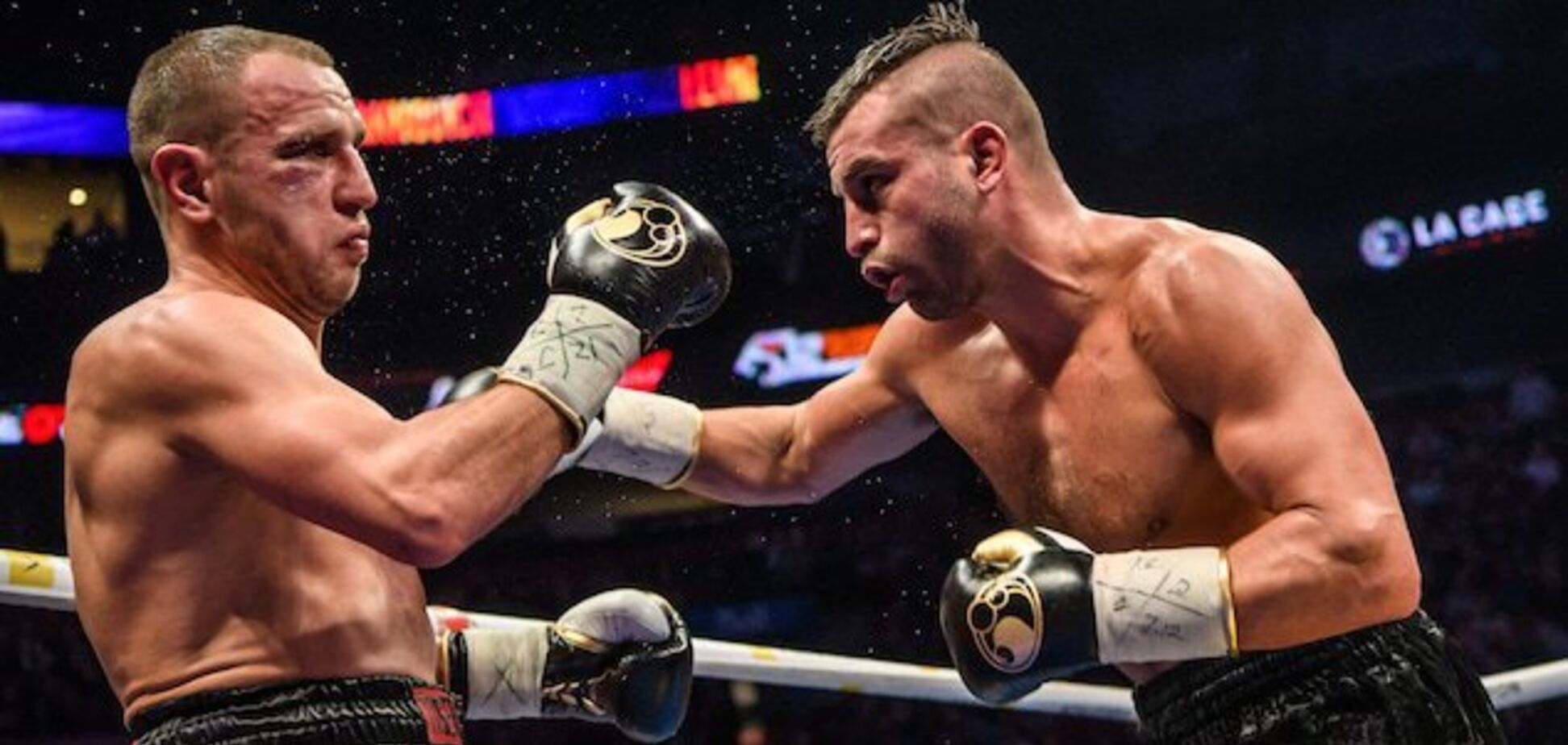 Український боксер зі скандалом програв бій, відправивши суперника двічі в нокдаун