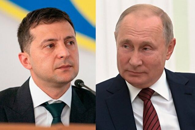 В сети сравнили появление Зеленского и Путина в Париже