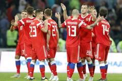 'Не влияют': власти РФ прокомментировали санкции к российским футболистам