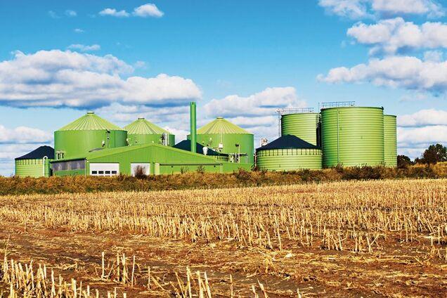 Биотопливные установки